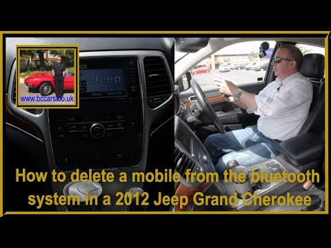 how-to-delete-a-mobile-from-the-bluetooth-system-in-a-2012-jeep-grand-cherokee