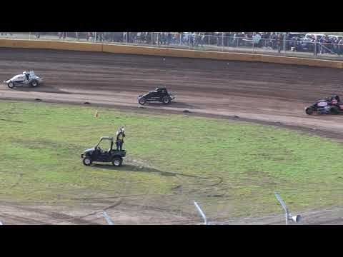 UMSS Traditional Heat Two at Cedar Lake Speedway - 05/11/2019