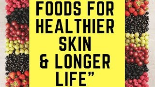 13 Most Anti Inflammatory Foods  for Healthier Skin and a Longer Life