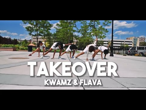 Kwamz & Flava - Takeover | Meka Oku Choreography [ShoDem]