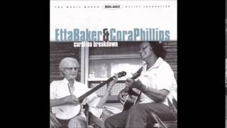 Etta Baker and Cora Phillips   Broken Hearted Blues
