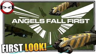 Angels Fall First - First look (Angels Fall First gameplay)