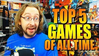 MAX'S TOP 5 GAMES OF ALL TIME: Thanksgiving Special