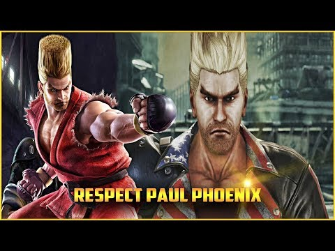 Respect Paul Phoenix - Brief History - Feats - Overall Impact