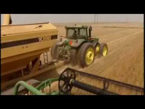 Oklahoma Winter Wheat Harvest - America's Heartland