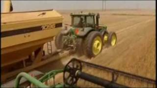 Oklahoma Winter Wheat Harvest - America
