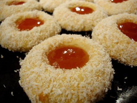 حلوى اقتصادية للعيد بالمربى سهلة التحضير