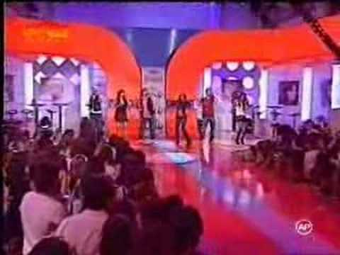 RBD Wanna Play en Vivo * Live!!!