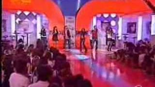 RBD Wanna Play en Vivo * Live!!!