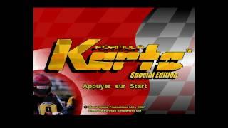 [HD] GAMETRONIK - FORMULA KARTS : SPECIAL EDITION - SATURN JAP [SSF-Alpha R5]