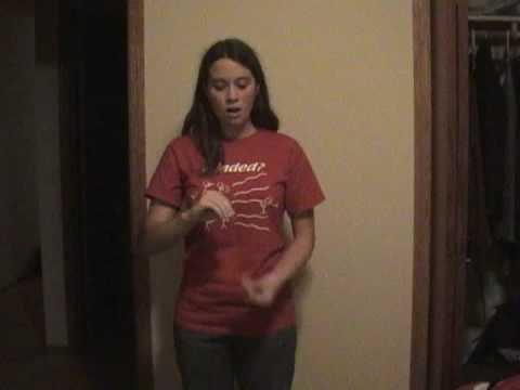 Kate's Sign Language