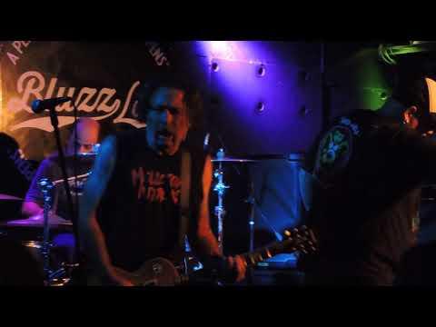 Ratos de Porão - en Montevideo,Uruguay (1/9/2017) Bluzz Live