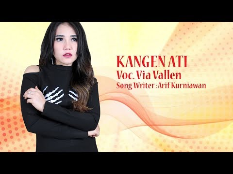 Via Vallen - Kangen Ati [OFFICIAL]