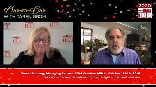 Steve Hamburg, Calcium – 2020 PharmaVOICE 100 Celebration