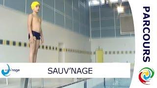 Le parcours - SAUV'NAGE