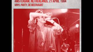The Smiths - 07 Miserable Lie LIVE - Amsterdam 1984