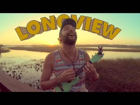 Green Day - Longview (acoustic ukulele cover)