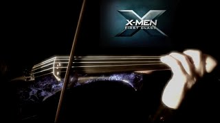 X-Men First Class - violin cover