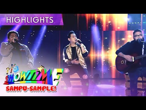 I Belong to the Zoo, John Mark Saga and Mark Michael Garcia perform on It's Showtime | It's Showtime