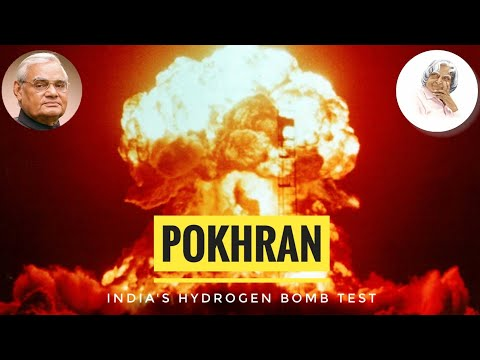 Pokhran Story - How India Fooled CIA & Tested Its Nuclear Bombs | India's Pokhran Nuclear Test