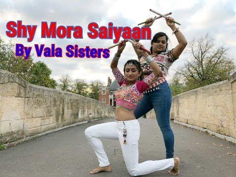 Shy Mora Saiyaan | Meet Bros ft. Monali Thakur | Manjul Khattar | Bollywood Navratri | Vala Sisters