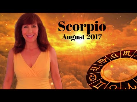 "Scorpio August Astrology & Eclipses ""You Can Have it All"" Ambition is Your Friend"