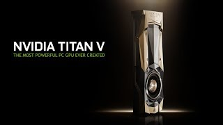 NVIDIA's Artificial Intelligence GPU Revolution - TITAN V - GTCJapan keynote