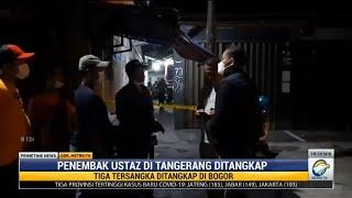 Penembak Ustaz di Tangerang Ditangkap