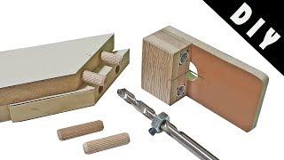 DIY - Simple Doweling Jig