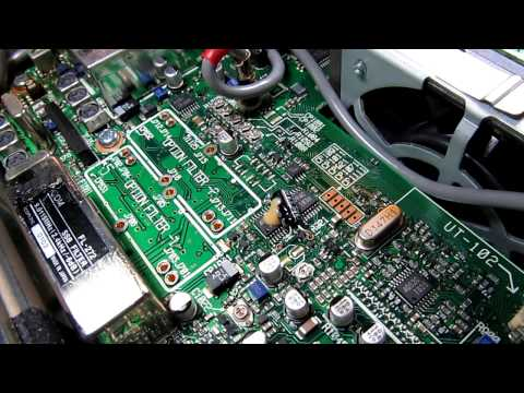 #126: Repair Log, Part 1: Icom IC-706MkIIG Damage assessment and connector repair - DIY