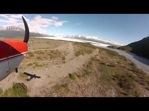 Backcountry flying in the citabria