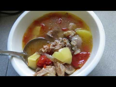 What's In My Pork Bone Soup? Easy Cooking Plus Recipe(Sky Fashion)