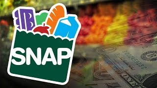Food Stamp Recipients Warned to Spend Wisely. Future Benifits are Unsure (SNAP)