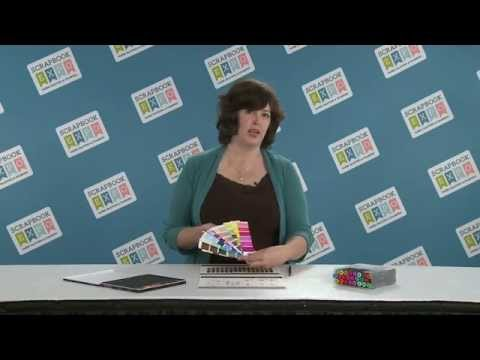 Tip of the Day: Color Chart Tips by Crafter's Companion