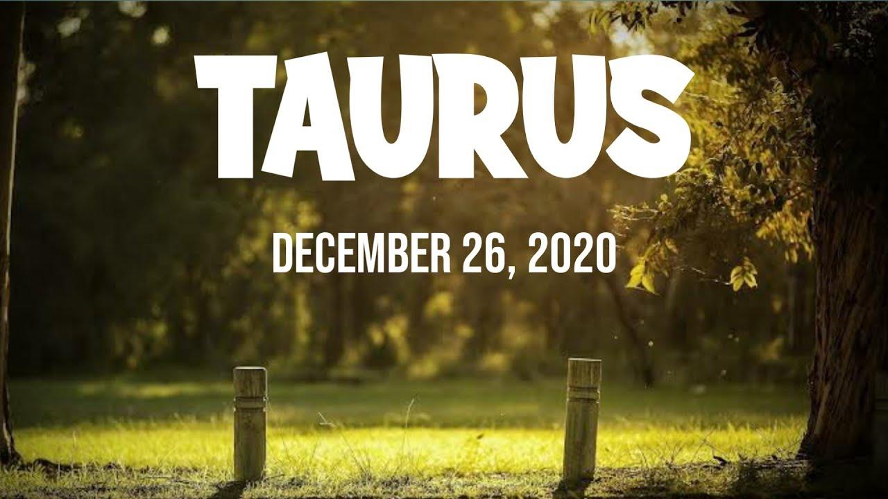 Taurus December Horoscope