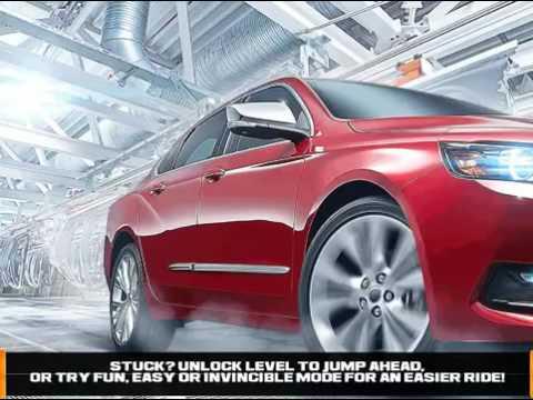 Car Fory Parking Simulator a Real Garage Repair Shop Racing Game iOS Gameplay