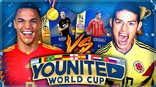 FIFA 18: YOUnited World Cup Viertelfinale vs. PaatoFIFA 🔥