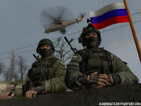 Wap russian armed forces in
