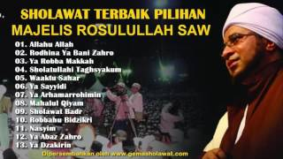 Download lagu Kumpulan Sholawat Terbaik Pilihan FULL MAJELIS ROSULULLAH SAW (The Best Of Hadrah Music) HD