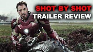 Captain America Civil War Trailer Review aka Reaction - Beyond The Trailer