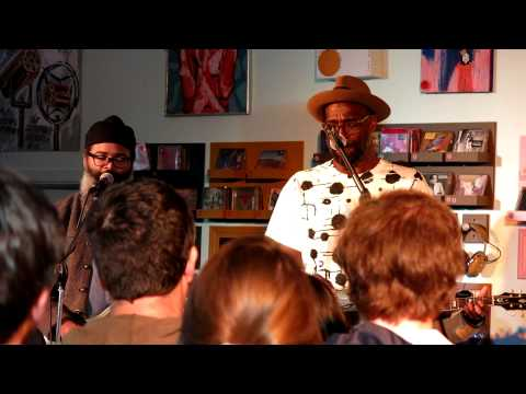 TV On The Radio - Ambulance - Good Records, Dallas TX 03-20-15