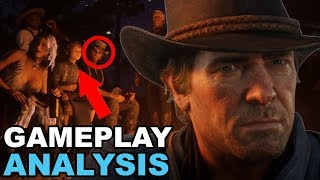 Every Detail in the Red Dead Redemption 2 Gameplay Video