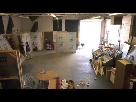 Red Letter Media Studio Time Lapse August 2013