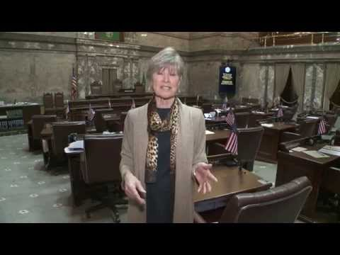 In Touch: Sen. Linda Evans Parlette, Feb. 17, 2015