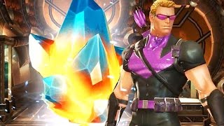 Marvel: Contest of Champions - 4-Star Hawkeye! Premium Crystal