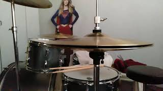 Mine - The 1975 drum cover
