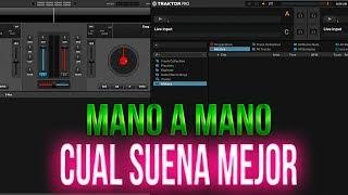 Programas Dj 2019 | Cual Suena Mejor | Virtual Serato Traktor Rekordbox Djay Pro | Mixman
