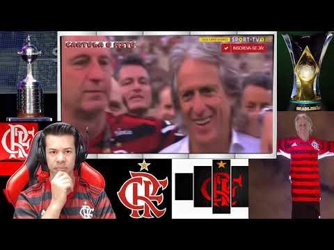 Narrações e Reações de Portugal e Argentina - Flamengo 2x1 River Plate