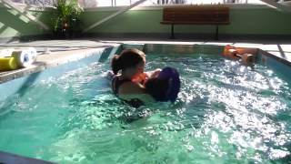 St. Vincent's Special Needs Gets Their Therapy Pool