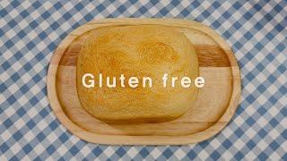까다로운 글루텐프리 빵을 매직쉐프 제빵기로 쉽고 간단하…